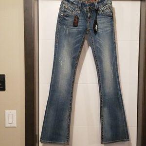 Rock Revival Patti Bootcut Jeans